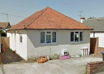 Thumbnail 3 bed detached bungalow for sale in Beacon Road, Broadstairs