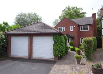 Thumbnail 4 bed detached house for sale in Yeoman Close, Ledbury