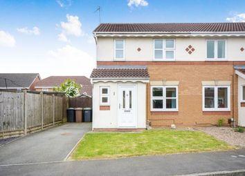 Thumbnail 3 bed semi-detached house for sale in Akeman Drive, Bracebridge Heath, Lincoln, Lincolnshire