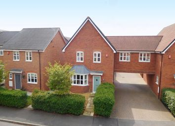 Thumbnail 4 bed link-detached house for sale in Parklands Drive, Wychwood Village, Weston