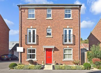 Thumbnail 4 bed town house for sale in Hollist Chase, Littlehampton, West Sussex