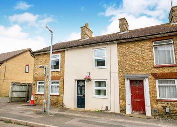 Thumbnail 2 bed terraced house for sale in Luton Road, Toddington, Dunstable, Bedfordshire