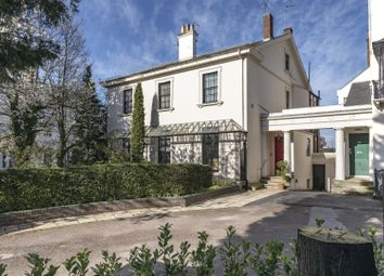 Thumbnail 4 bed semi-detached house for sale in Clarendon Square, Leamington Spa