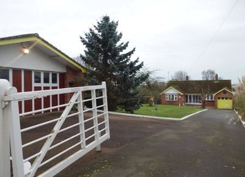 Thumbnail 2 bedroom detached bungalow for sale in Normanston Drive, Lowestoft