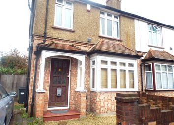 Thumbnail 3 bed semi-detached house to rent in Buckingham Avenue, Feltham