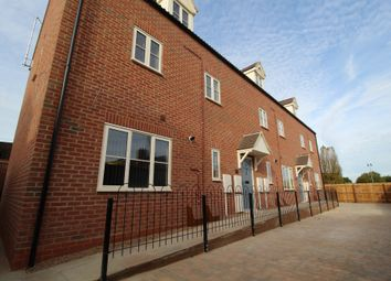 Thumbnail 2 bed flat for sale in St. Margarets, Main Road, Quadring, Spalding