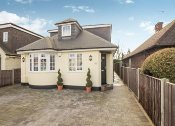 Thumbnail 4 bed bungalow for sale in Byfleet, Surrey