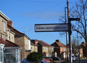 Thumbnail 2 bed maisonette to rent in Spring Grove Crescent, Hounslow, Greater London