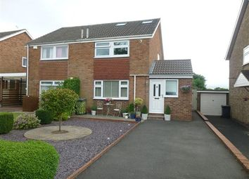 Thumbnail 3 bedroom semi-detached house for sale in Orchard Way, Dringhouses, York