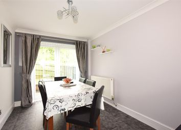 Thumbnail 3 bed terraced house for sale in Hampshire Close, Walderslade, Chatham, Kent