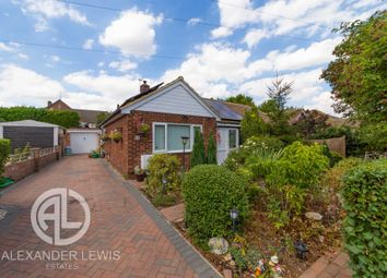 Thumbnail 2 bed bungalow for sale in Boddington Gardens, Biggleswade