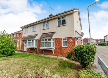 Thumbnail 3 bed semi-detached house for sale in Volante Drive, Sittingbourne