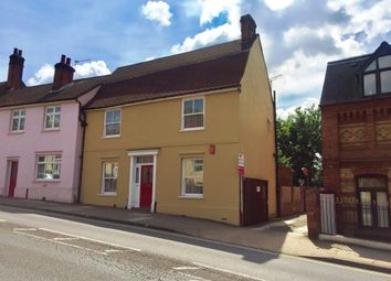 Thumbnail 3 bed end terrace house for sale in Woodbridge Road, Ipswich