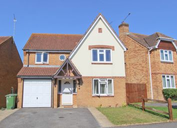 Thumbnail 4 bed detached house to rent in Amberley Road, Clanfield, Waterlooville