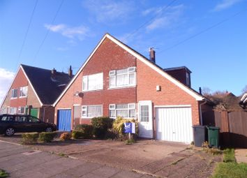 Thumbnail 2 bed semi-detached house for sale in Pevensey Bay Road, Eastbourne