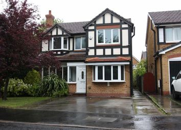 Thumbnail 3 bed detached house for sale in Renfrew Drive, Beaumont Chase, Bolton