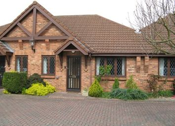 Thumbnail 2 bed bungalow for sale in Windmill Close Barbourne, Worcester