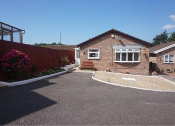 Thumbnail 2 bedroom detached bungalow for sale in Shirley Close, Barry