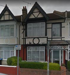 Thumbnail 3 bedroom terraced house to rent in St Johns Road, Wembley