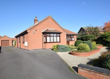 Thumbnail 4 bed detached bungalow for sale in Greengarth, Bottesford, Scunthorpe