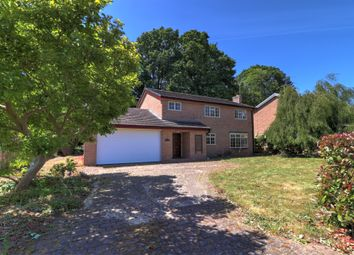 Stonewalls, Burton, Rossett, Wrexham LL12. 4 bed detached house