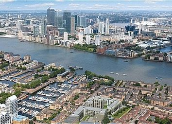 Thumbnail 2 bed flat for sale in Marine Wharf East, Canary Point, Surrey Quays, London