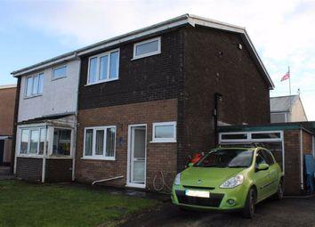 3 bed semi-detached house for sale in Coedmor Avenue, Llangain, Carmarthen SA33