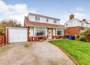Thumbnail 3 bed bungalow for sale in Pilling Lane, Preesall, Poulton-Le-Fylde, Lancashire