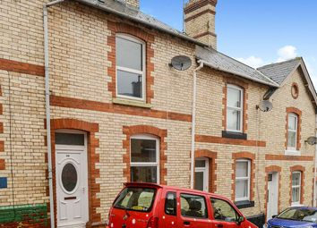Thumbnail 2 bed terraced house for sale in Hilton Road, Newton Abbot, Devon