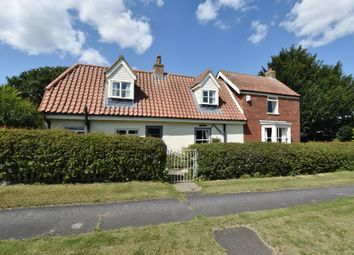 Thumbnail 2 bed cottage for sale in New Main Road, Scamblesby, Louth