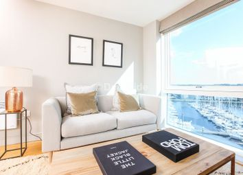 Thumbnail 2 bed flat to rent in Marina Point West, Dock Head Road, Chatham Maritime