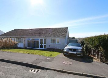 Thumbnail 2 bed semi-detached bungalow for sale in Larch Crescent, Llanelli, Sir Gaerfyrddin
