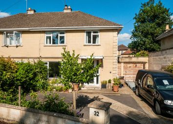 3 bed semi-detached house for sale in Manor Park, Weston, Bath BA1