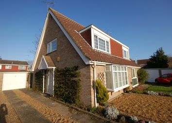Thumbnail 3 bed semi-detached house to rent in Daws Close, Cherry Hinton, Cambridge