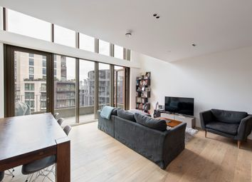 Thumbnail 3 bed flat to rent in Tapestry, Canal Reach, King's Cross, London