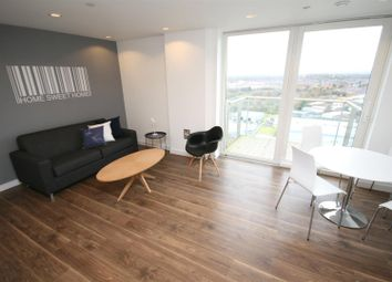Thumbnail 2 bed flat for sale in Number One Building, Media City UK, Salford, Greater Manchester