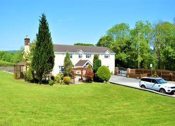 Thumbnail 5 bed detached house for sale in Caerphilly Road, Ystrad Mynach, Hengoed