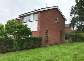 Thumbnail 3 bed detached house to rent in Goscote Drive, Lutterworth