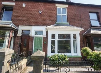 Thumbnail 3 bedroom terraced house to rent in Queen Street, Horwich, Bolton
