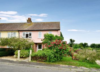 Thumbnail 3 bed semi-detached house for sale in Lower Townsend, Burton Bradstock, Bridport