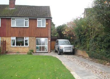 Thumbnail 4 bed semi-detached house for sale in Hopgarden Road, Tonbridge, Kent