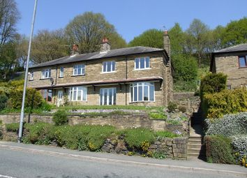 Thumbnail 3 bed property to rent in Rockcliffe Mount, Luddendenfoot, Halifax