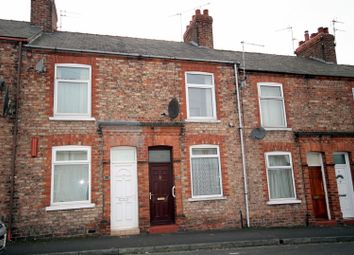 Thumbnail 2 bed terraced house for sale in Lamel Street, York