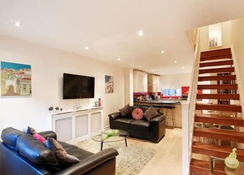 Thumbnail 2 bed terraced house to rent in Henley Drive, London