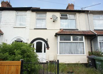 Thumbnail 1 bed end terrace house to rent in Seventh Avenue, Filton, Bristol