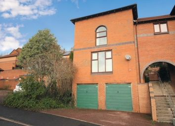 Thumbnail 3 bed end terrace house for sale in Farm Hill, Exeter