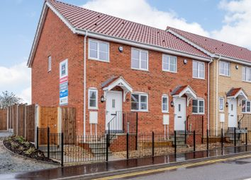 Thumbnail 3 bed terraced house for sale in Yarmouth Road, Hales, Norwich