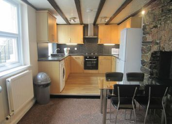 Thumbnail 5 bed shared accommodation to rent in Bayswater Road, North Road West, Plymouth
