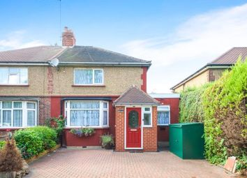 Thumbnail 3 bedroom semi-detached house for sale in Galliard Road, London