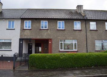 Thumbnail 3 bed terraced house for sale in 313 Braidcraft Road, Pollok, Glasgow